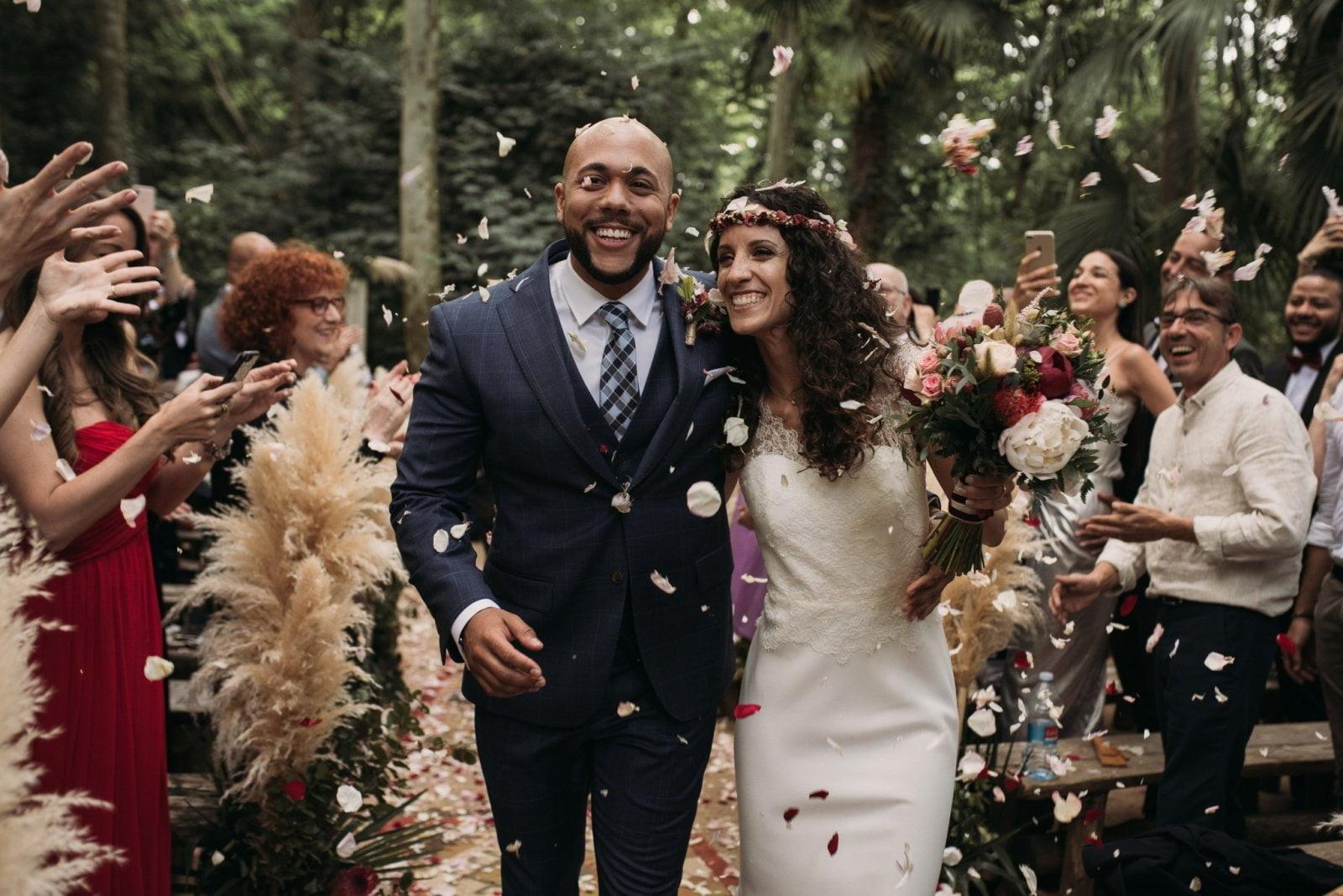 Núria y Xavi - 16/6/2018 - Loreak Espai Floral