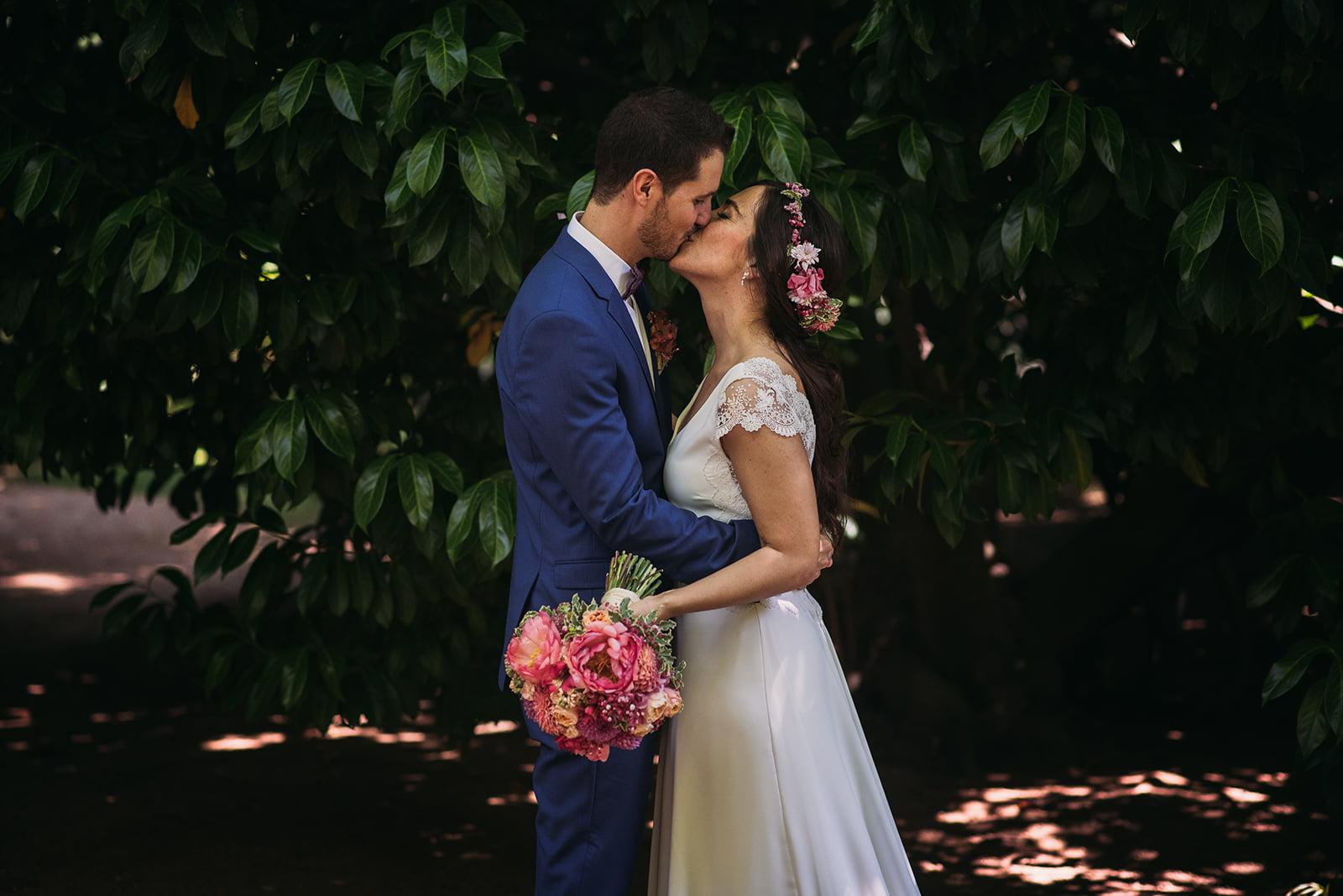 Elena i Ferran - Loreak - La Vinyassa