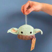 Baby Yoda handmade